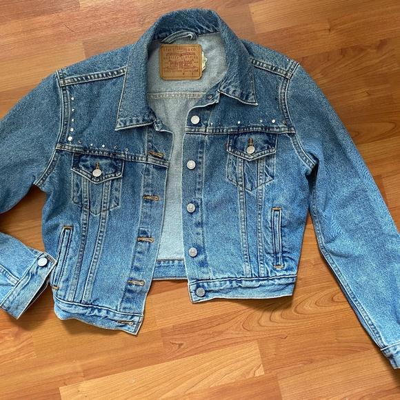 Levis's jean jacket